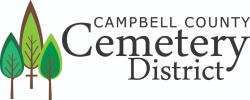Campbell County Cemetery District Logo